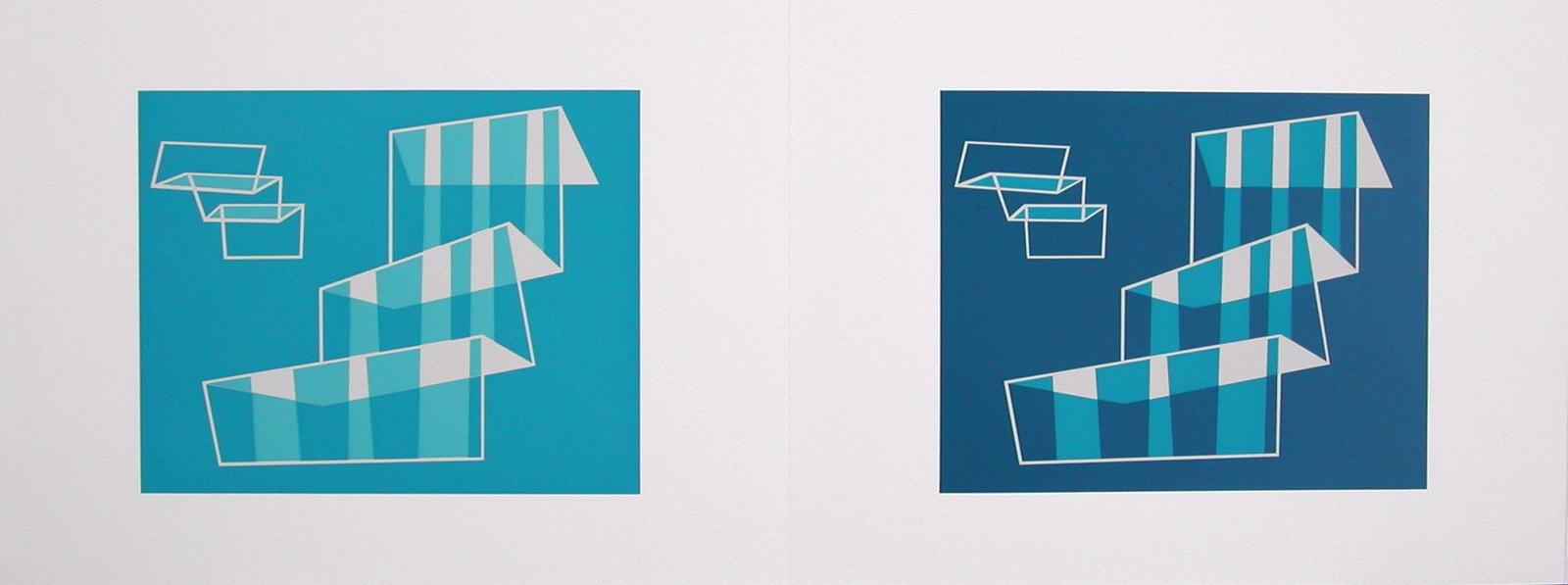 Josef Albers, Formulation : Articulation, Folio I, Folder 1