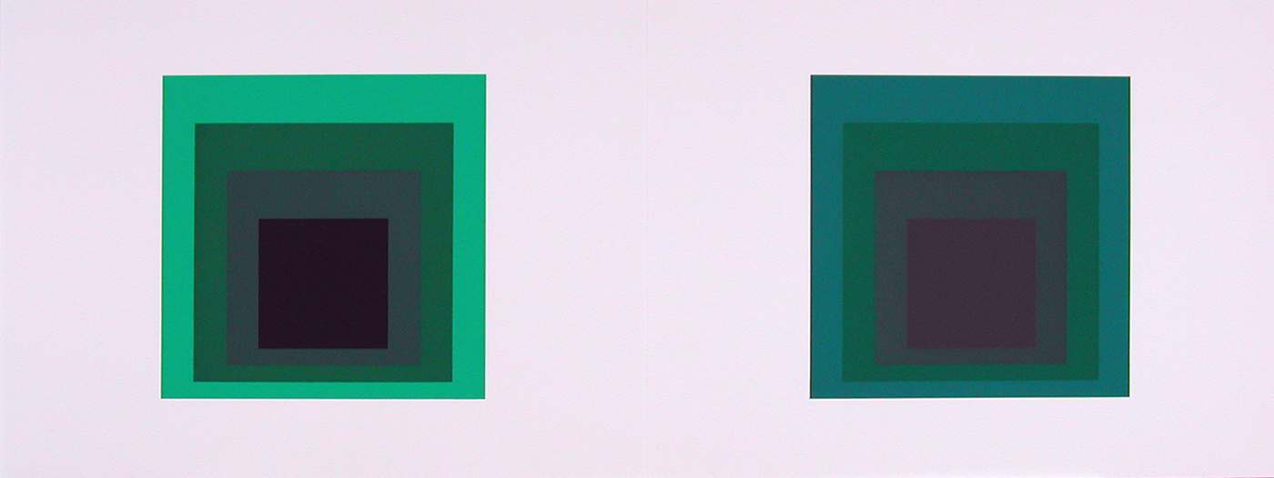 Josef Albers, Formulation : Articulation, Folio II, Folder 13