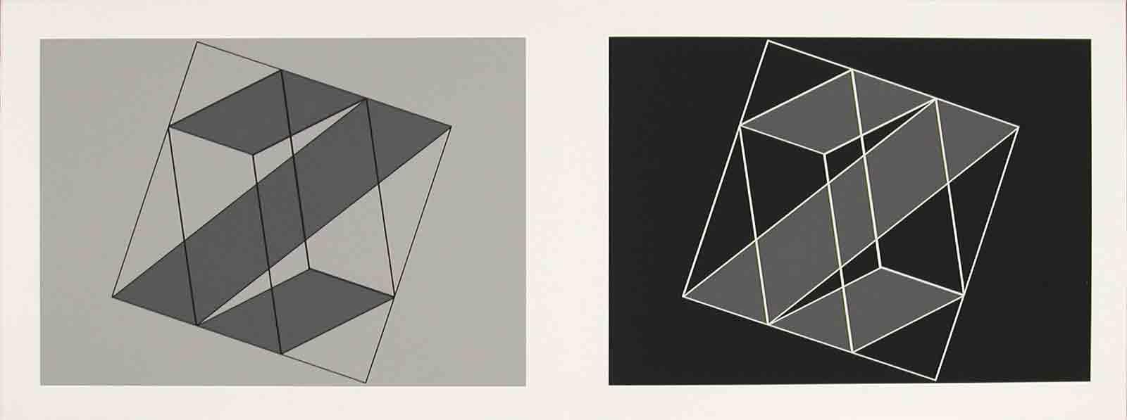 Josef Albers, Formulation : Articulation, Folio II, Folder 16
