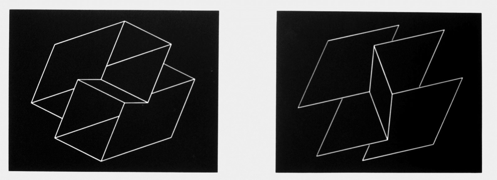 Josef Albers, Formulation : Articulation, Folio II, Folder 10